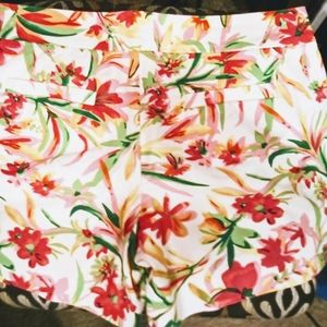 J. Crew Shorts - J. Crew Chino city fit. multicolor floral shorts 8